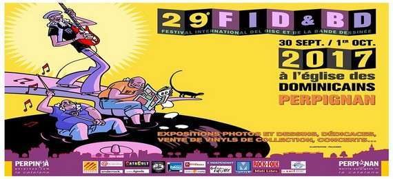 FID & BD, Festival international del disc et de la bande dessinée